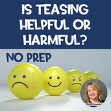 No Prep Lesson on Teasing