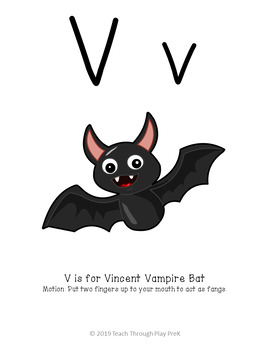 No Prep Letter Vv Packet!