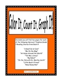 Harcourt Trophies FIRST GRADE (Book 4) Literacy Activity: Color, Count, Graph It