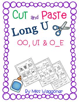 No Prep Long Vowel U sounds OO, UI & U_E