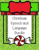 No Prep/Low Prep Winter/Christmas Holiday Bundle