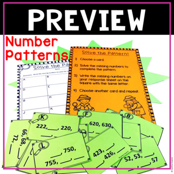No Prep! MATH Centers for August {3rd Grade} (Back to School)