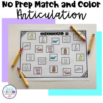 No Prep Match and Color Articulation