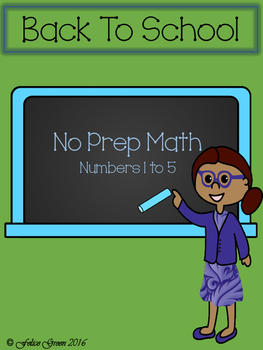 No Prep Math