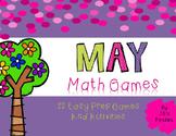 No Prep Math Games - May