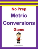 No Prep Metric Conversions Game - 4.MD.A.1