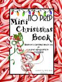 No Prep Mini Christmas Book