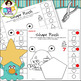 No Prep ● Monster Punch Sheets ● Shapes ● Math Centers