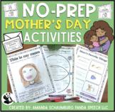 No Prep Mother's Day Activities