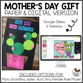No Prep Mother's Day Gift Flip Flap