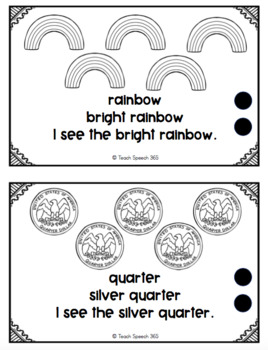 No Prep Multisyllabic Word Books (Plus Color Flashcards)