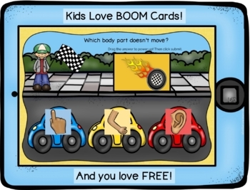 BOOM Cards Distance Learning| Speech Therapy | Categories | R Sounds