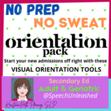 No Prep No Sweat Orientation Pack
