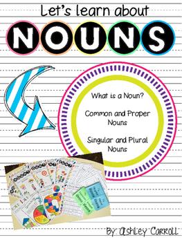 No Prep Nouns Pack