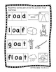 No Prep OA OE Vowel Teams Intervention Pages