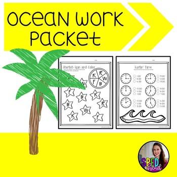 Ocean Work Packet