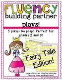 No Prep Partner Fluency Plays- Fairy Tale Edition 2nd and