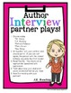 No Prep Partner Fluency Plays- Favorite Authors Edition 2nd and 3rd Grade