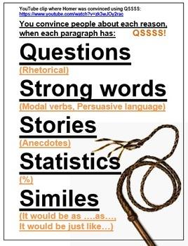 No Prep Persuasive Writing Unit Plan & Step-by-Step Lessons Bundle
