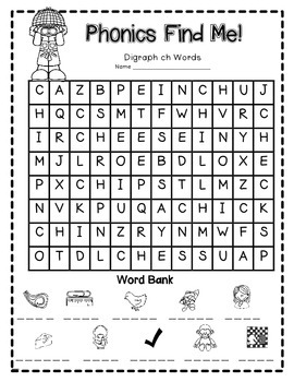 No-Prep Phonics Fun for 2nd Graders: Set 2