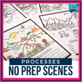 No Prep Phonological Processes Scenes