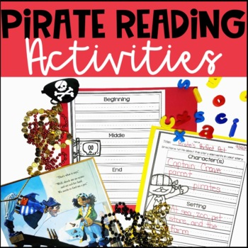 Pirate Day Activities