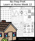 No-Prep PreK Learning At Home Week 12: Distance Learning