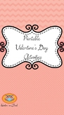 No Prep Printable Valentine's Day Activities