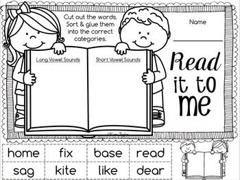 No Prep Printables Beginning of the Year / Fall~ Lovin' to Learn