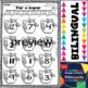 No Prep Printables (Dual) - Fall Edition - Maths and Langu