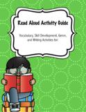 No Prep Read-Aloud Literacy Guide (The Bundle)