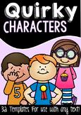 Character Analysis Templates