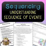 No-Prep - Sequencing: Understanding Sequence of Events