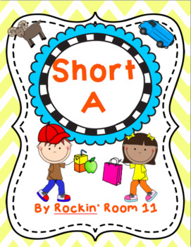 No Prep Short A Mega Bundle - 60 Student Pages!