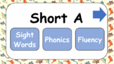 No-Prep Short A Second Grade RTI Lesson and Books for iPads (Keynote/Powerpoint)