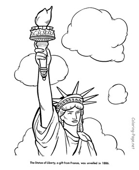 No-Prep Social Studies Story &  Close Activity ~ Learn About U.S. Symbols