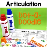No Prep Articulation Activities with Pictures