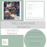 No Prep Speech Therapy Vocab, Speech & Reading Activity fo