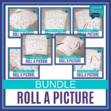 No Prep Speech and Language Activities: Roll A Picture