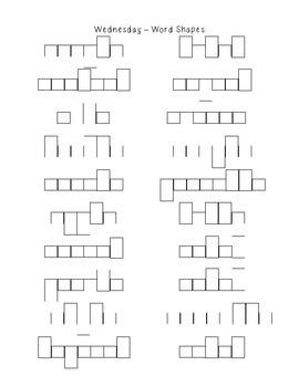 No-Prep Spelling Activity Packet - EL and AL Patterns