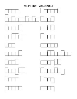 No-Prep Spelling Activity Packet - O, AW, and AU Patterns