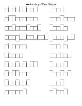 No-Prep Spelling Activity Packet - OO Patterns