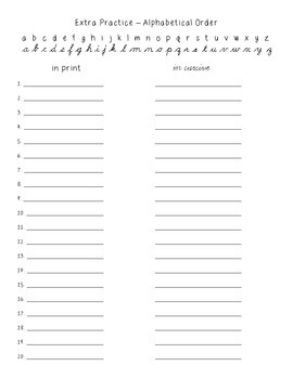 No-Prep Spelling Activity Packet - OU and OW Patterns