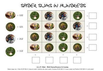 No Prep Spider Pack - Math, Puzzles & Amazing Geometric Art Kit