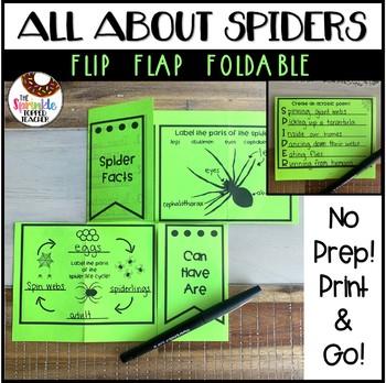 No Prep Spider Research Flip Flap