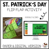 No Prep St. Patrick's Day Flip Flap