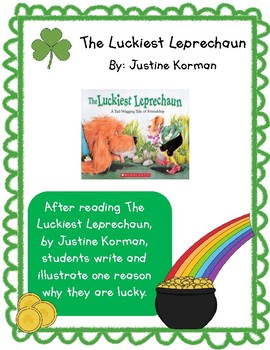 No Prep St. Patrick's Day Theme Resources