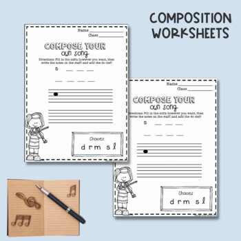 No Prep Staff Writing Re Worksheets