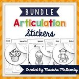 Interactive Articulation Stickers {BUNDLE}