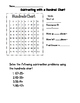 No Prep! Subtracting within 100  with a hundreds chart
